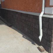 цокольная плитка утес из бетона в бишкеке