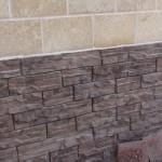альпийский сланец бетонный