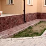 цокольный камень балканский