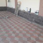 Цоколь балканский из бетона