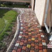 брусчатка европа из бетона