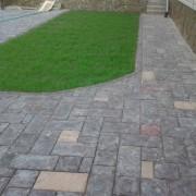 тротуарная плитка укладка